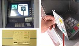 Nghỉ lễ kéo dài, cảnh giác với nguy cơ bị rút trộm tiền từ thẻ ATM