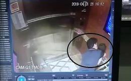 Gã đàn ông biến thái sàm sỡ bé gái trong thang máy có phạm tội dâm ô?