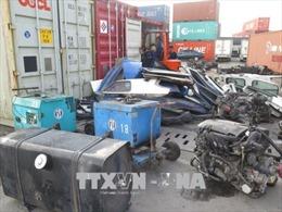 Truy tìm chủ nhân của 90 container hàng tại cảng Hải Phòng