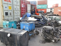 Giảm hàng nghìn container phế liệu tồn đọng