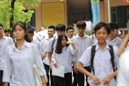 Thí sinh Hà Nội thở phào với đề thi Ngữ văn vào lớp 10 THPT