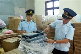 Lực lượng chức năng tăng cường xử lý nghiêm hành vi giả mạo nhãn Việt