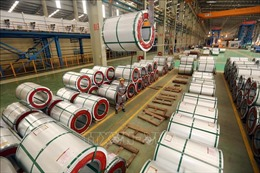 Đề xuất chưa tăng thuế nhập khẩu mặt hàng thép cán nóng