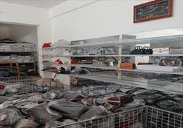 Thu giữ hơn 1.400 chiếc túi xách, ví có dấu hiệu giả mạo các nhãn hiệu