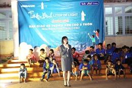 Tết An Bình – Liter of Light 2020: Thắp sáng niềm vui đón Tết cho bà con xã Đăk Ơ