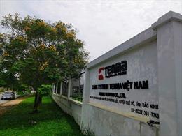 Liên quan đến nghi án hối lộ của Tenma Việt Nam, Hải quan tạm đình chỉ 6 cán bộ