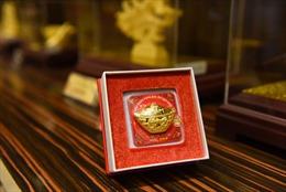 Phiên đầu tuần giá vàng vẫn sát ngưỡng 50 triệu đồng/lượng