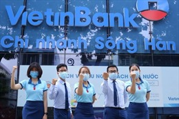 VietinBank Sông Hàn chung tay phòng, chống dịch COVID-19