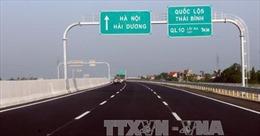 Thanh toán kinh phí giải phóng mặt bằng cao tốc Hà Nội - Hải Phòng như thế nào?