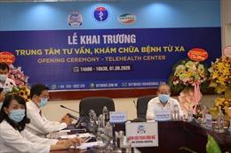 Bệnh viện Trung ương Huế áp dụng Telehealth trong giai đoạn dịch COVID-19