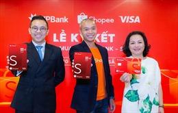 Ra mắt 'Thẻ tín dụng VPBank Shopee'