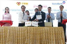VietinBank Bạc Liêu hợp tác với Bệnh viện Đa khoa Thanh Vũ Medic Bạc Liêu