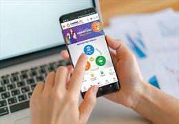 Ngân hàng Việt nỗ lực chuyển đổi số giữ chân khách hàng
