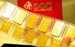 Giá vàng giảm hơn nửa triệu đồng trong phiên đầu tuần