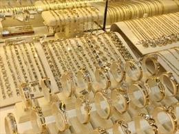 Vàng SJC phục hồi đầu giờ chiều , tăng 350.000 đồng/lượng