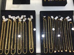 SJC tiếp tục tăng theo đà của giá vàng thế giới