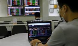 VN-Index 'thăng hoa' lấy lại mức tăng 28 điểm