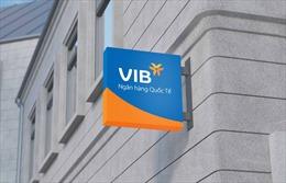 Lợi nhuận trước thuế 6 tháng đầu năm của VIB tăng trưởng 68%