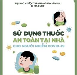 Sổ tay dùng thuốc an toàn tại nhà cho người nhiễm COVID-19