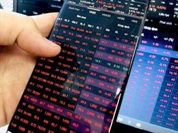 Chứng khoán đỏ rực, VN-Index rời mốc 1.335 điểm