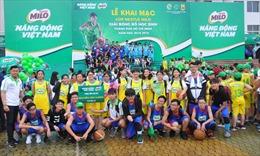 Giải bóng rổ học sinh TP.Hồ Chí Minh – Cúp Nestlé Milo