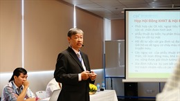 Gần 20 đề tài nghiên cứu báo cáo tại Hội nghị Khoa học Kỹ thuật lần III