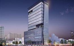 Ra mắt tòa nhà văn phòng Leadvisors Tower phong cách Nhật tại Hà Nội