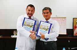 Bệnh viện Quốc tế City và Trung tâm Đột quỵ SIS ký kết hợp tác