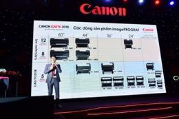 Canon ra mắt 4 dòng máy in khổ lớn imagePROGRAF TM Series