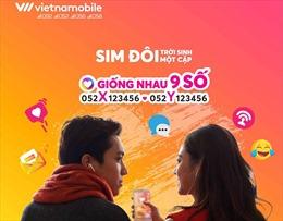 """Vietnamobile ra mắt SIM đôi giúp người dùng 'Yêu thương không khoảng cách"""""""