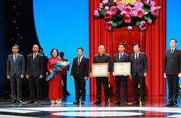 Tập đoàn Sơn Hà đón nhận Huân chương Lao động hạng Nhì