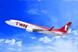T'way Air mở đường bay mới từ Hà Nội tới 3 thành phố lớn nhất của Hàn Quốc