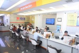 SHB tăng lãi suất huy động lên tới 7,8%