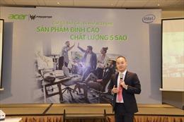 Acer công bố sự hiện diện thiết bị trong mảng Doanh nghiệp vừa và nhỏ