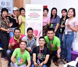 Herbalife Việt Nam hưởng ứng ngày hiến máu tình nguyện