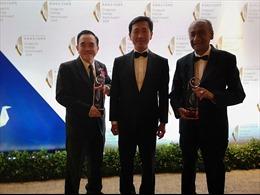 MDIS nhận giải kép tại giải thưởng 'Thương hiệu uy tín Singapore' năm 2018
