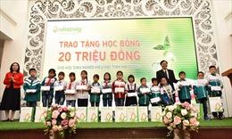 Chương trình Sữa đậu nành học đường Vinasoy 2018