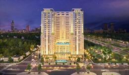 Ra mắt tháp Diamond Center - căn hộ cao cấp giá tầm trung giá 1,2 tỷ đồng/căn