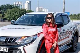 'Nữ hoàng drift xe' Leona Chin đến Việt Nam
