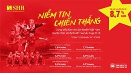 SHB ra mắt phim ngắn 'Niềm tin chiến thắng'  để cổ vũ tuyển Việt Nam
