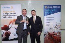 SAP Concur hỗ trợ đắc lực cho Tập đoàn quản lý tàu biển Anglo-Eastern trong công tác quản lý tài chính