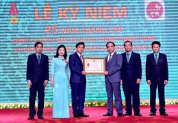 Công ty TNHH Đầu tư và Xây dựng Thành Hưng đón nhận Huân chương Lao động hạng Ba