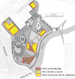 'Siêu đô thị' 5.000 tỷ đồng ở đất Tây Đô vào tay Hải Phát Invest