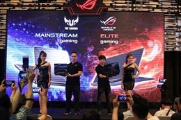 ASUS Việt Nam ra mắt hàng loạt sản phẩm mới