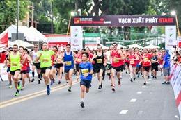 Giải Marathon Quốc tế TP Hồ Chí Minh quyên góp gần 1 tỷ đồng cho các quỹ từ thiện