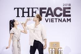 """Tôn Tuấn Kiệt xắt xéo Nam Trung trong thử thách """"ngon khó cưỡng"""" tại The Face"""