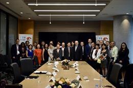 Tọa đàm doanh nghiệp Việt Nam – Hoa Kỳ tại Singapore