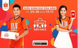 Ngày hội mua sắm trực tuyến lớn nhất năm 2018 trên Shopee
