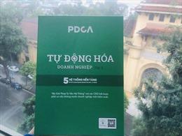 Ra mắt sách Tự động hóa doanh nghiệp của tác giả Hoàng Đình Trọng