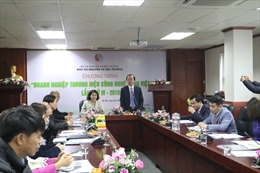 Chương trình 'Doanh nghiệp, thương hiệu công nghệ xanh Việt Nam 2018'
